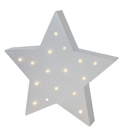 Jabadabado Led lampa hviezdička