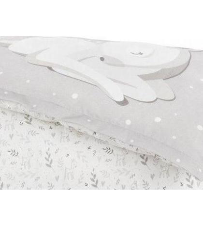 Effiki Obliečky Roe-deers biele by M. Socha 100 x 140