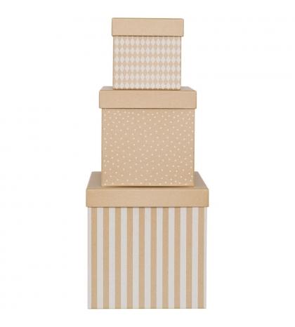 Jabadabado úložné boxy
