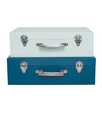 Jabadabado Sada dvoch modrých kufríkov