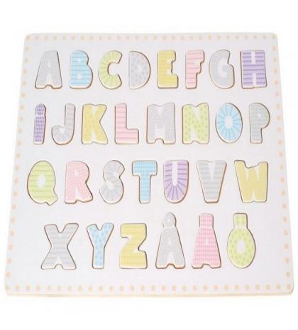 Jabadabado Abc puzzle