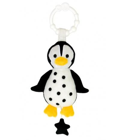 Jabadabado hrajúci tučniak
