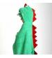 Zoochini veľká osuška s kapucňou  dinosaurus