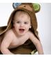 Zoochini osuška s kapucňou  opica