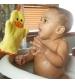 Zoochini žinka na umývanie bábätka kačka