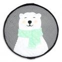 Play&Go podložka na hranie Polar bear