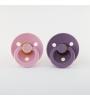 BIBS cumlíky 2ks -baby-pink-lavender veľkosť 1