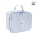 CAMBRASS Materská taška 16 x 25 x 21 cm  SQUARE BASIC modrá