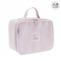 CAMBRASS Materská taška 16 x 25 x 21 cm  SQUARE BASIC ružová