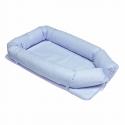 CAMBRASS útulné hniezdo pre bábätko modré