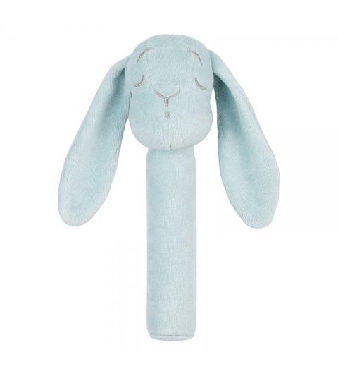 Effiki Effik bunny hrkálka - modrá