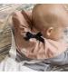 Elodie Details Podbradník Dry Bibs Pierrot Faded Rose