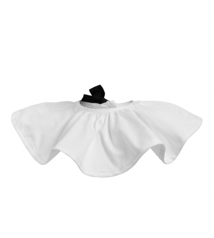 Elodie Details Podbradník Dry Bibs Pierrot Vanilla White