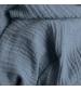 Elodie Details Deka z bambusového mušelínu Tender Blue