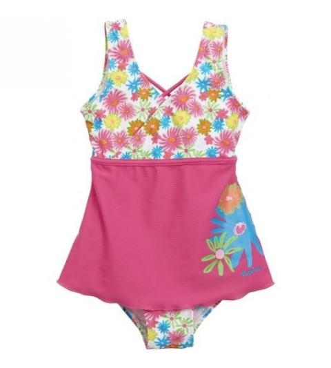 PLAYSHOES - detské plavky kvetiny 98/104