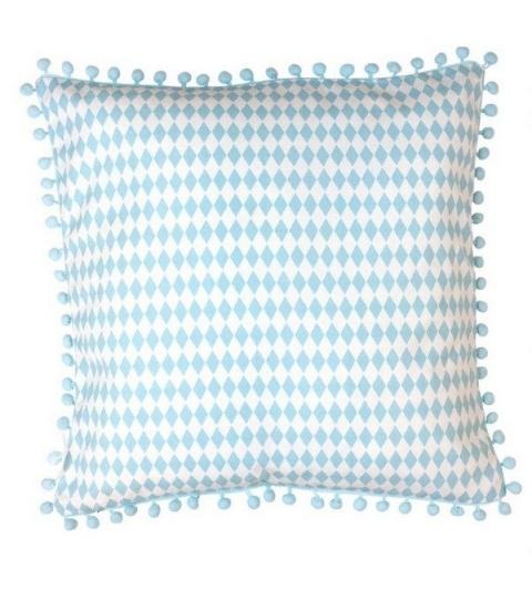 Jabadabado Obliečka na vankúš modrá
