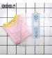 KiETLA plavky s UV ochranou - top ružový