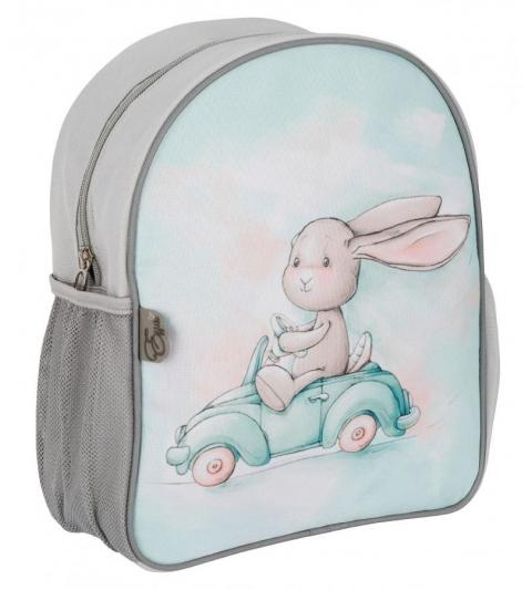 Effiki Detský ruksak Effik pretekár - modrý