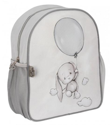 Effiki Detský ruksak Effik s balónom - šedý