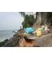Tikiri Ocean – hrkálka a hryzátko z prírodnej gumy-krab