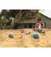 Tikiri Ocean – hrkálka a hryzátko z prírodnej gumy-morský koník