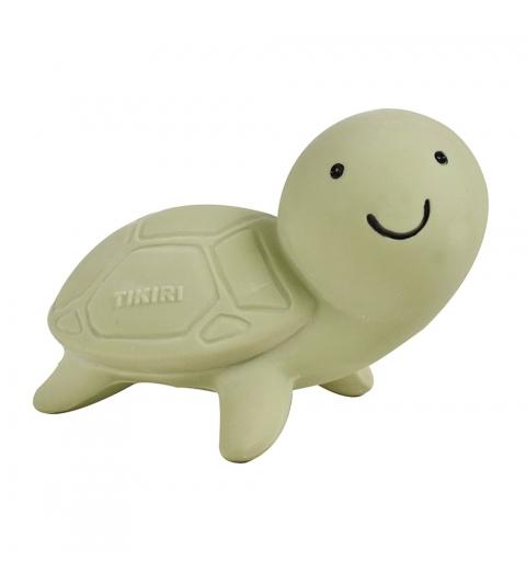 Tikiri Ocean – hrkálka a hryzátko z prírodnej gumy-korytnačka