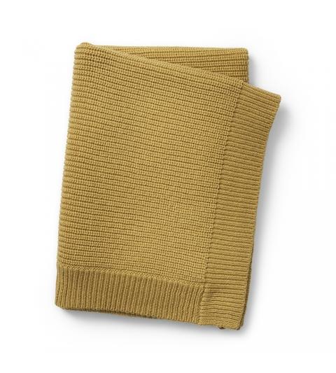 Elodie Details Vlnená deka Gold
