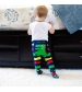 Zoocchini Set legínky a ponožky Dinosaurus 12 - 18 m
