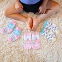 Zoocchini Set 3ks protišmykové ponožky Jednorožec 0 - 24 m