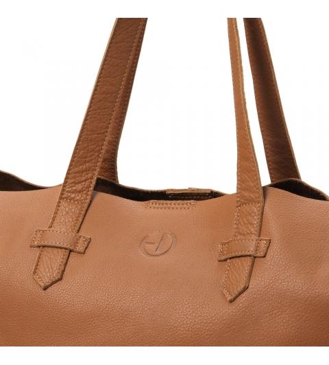 Prebalovacia taška Chestnut Leather Elodie Details