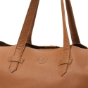Elodie Details Diaper Bag Chestnut Leather