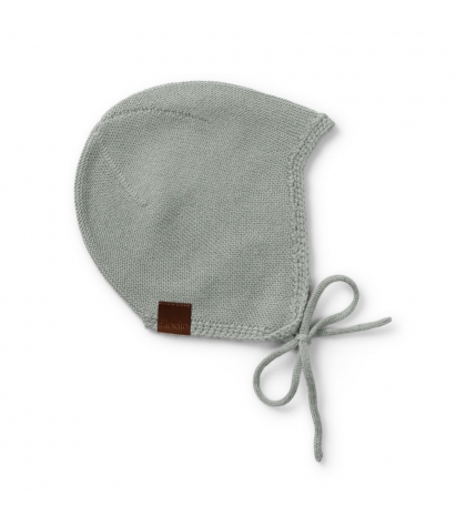 Elodie Details kojenecká čiapočka 3-6 mesiacov Green