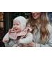 Elodie Details kojenecká čiapočka 3-6 mesiacov Faded Rose