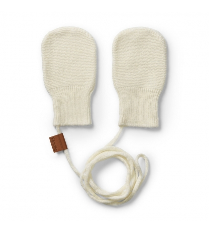 Elodie Details kojenecké rukavičky 0-12 mesiacovVanilla white