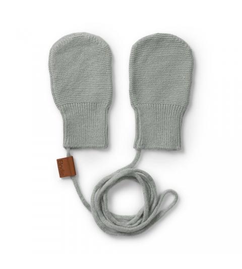 Elodie Details kojenecké rukavičky 0-12 mesiacovMineral Green