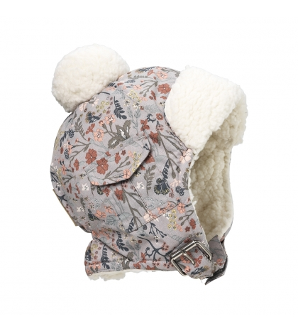 Elodie Details Zimná čiapka 1-2 roky Vintage Flower