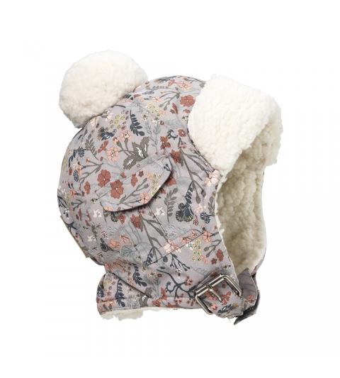 Elodie Details Zimná čiapka 2-3 roky Vintage Flower