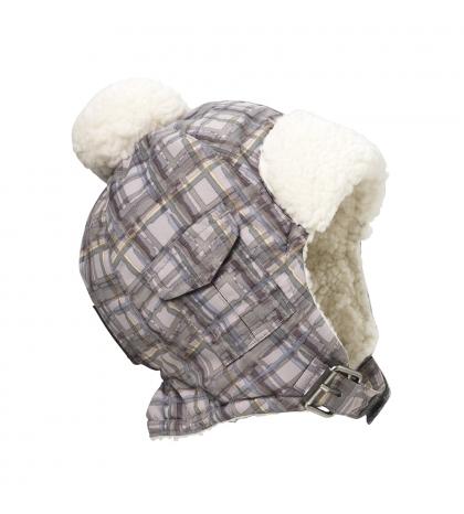Elodie Details Zimná čiapka 6-12 m Paris Check