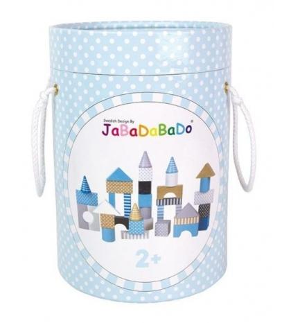 Jabadabado stavebnica modrá