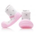 Attipas Detské topánočky veľkosť  M  Ballet Pink
