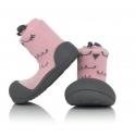 Attipas Detské topánočky veľkosť  M Cutie pink