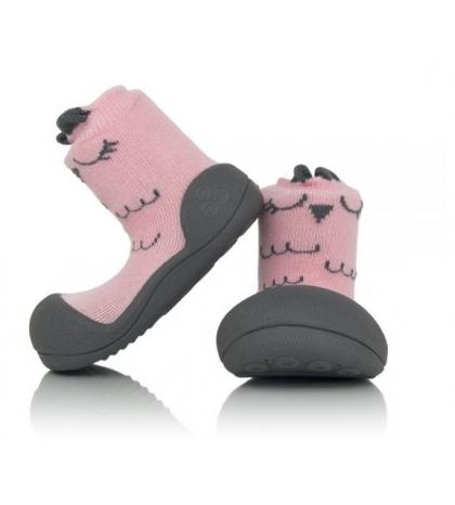 Attipas Detské topánočky veľkosť  L Cutie pink