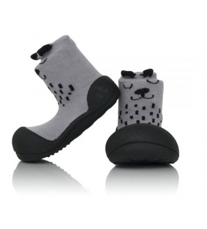Attipas Detské topánočky veľkosť  XL Cutie gray