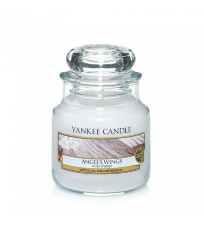 YANKEE CANDLE ANGEL WINGS MALÁ SVIEČKA