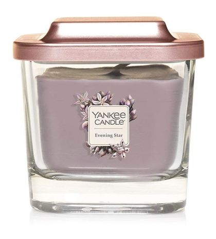 YANKEE CANDLE EVENING STAR MALÁ SVIEČKA
