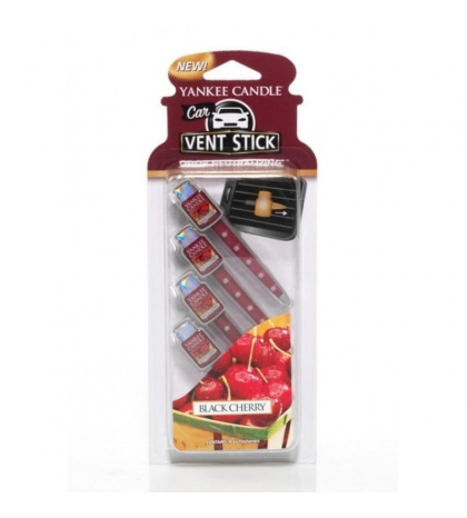 YANKEE CANDLE  BLACK CHERRY VENT STICK