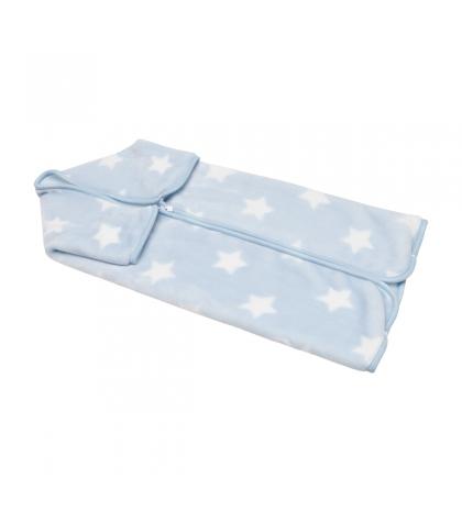 CAMBRASS Španielska deka vak NEST STAR BLUE