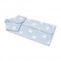 Španielska deka spací vak STAR modrá Cambrass