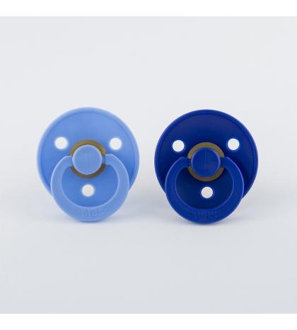 BIBS cumlíky - veľkosť 1- sky blue-navy