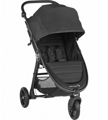 Baby Jogger CITY MNI GT 2 JET čierny